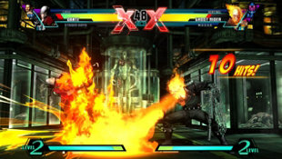 Ultimate Marvel vs. Capcom®3  Screenshot 20