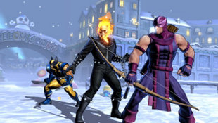 Ultimate Marvel vs. Capcom®3  Screenshot 21