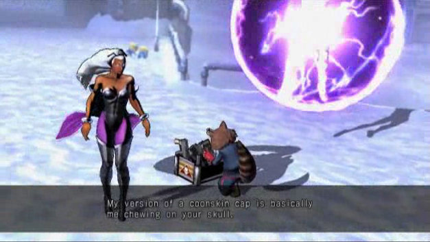 Ultimate Marvel vs. Capcom®3  Video Screenshot 1