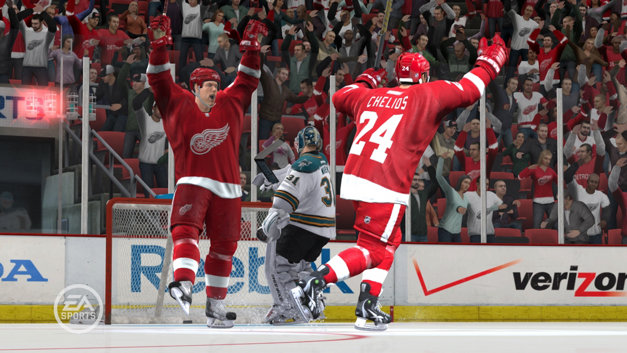 EA SPORTS™ NHL®12  Screenshot 1
