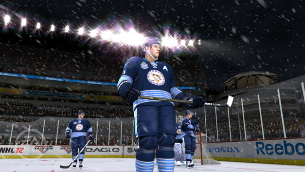 EA SPORTS™ NHL®12  Screenshot 7