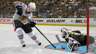 EA SPORTS™ NHL®12  Screenshot 9