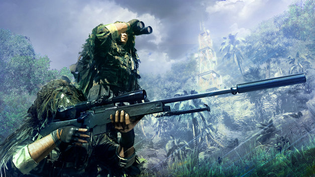 Sniper Ghost Warrior Screenshot 1