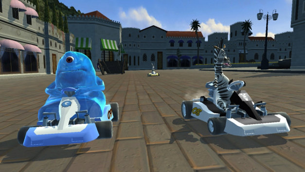 DreamWorks® Super Star Kartz™ Screenshot 1