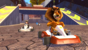 DreamWorks® Super Star Kartz™ Screenshot 2