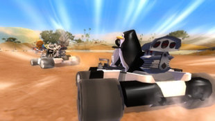 DreamWorks® Super Star Kartz™ Screenshot 3
