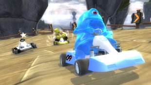 DreamWorks® Super Star Kartz™ Screenshot 5