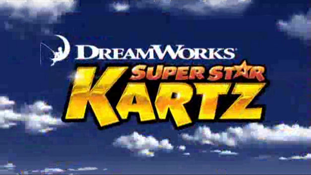 DreamWorks® Super Star Kartz™ Video Screenshot 1