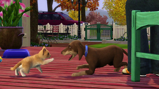 The Sims™ 3 Pets Screenshot 1
