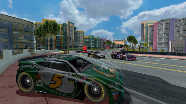 NASCAR® Unleashed Screenshot 1