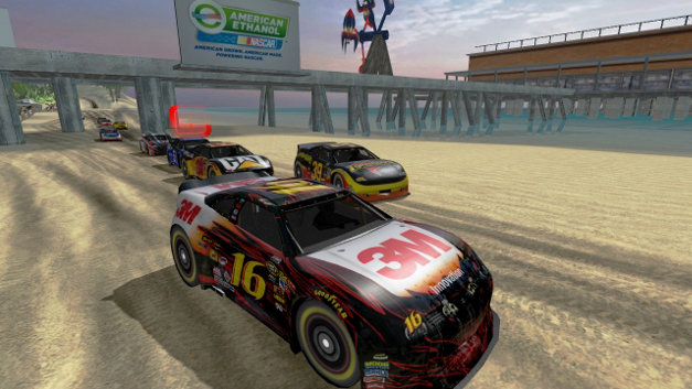 NASCAR® Unleashed Screenshot 4