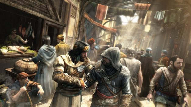 Assassin's Creed® Revelations Screenshot 4