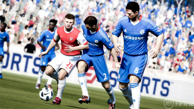 EA SPORTS FIFA Soccer 12 Screenshot 1