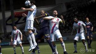 EA SPORTS FIFA Soccer 12 Screenshot 3