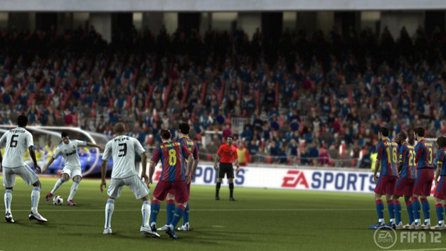 EA SPORTS FIFA Soccer 12 Screenshot 4