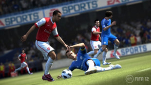 EA SPORTS FIFA Soccer 12 Screenshot 5