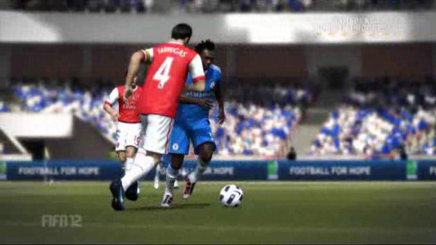 EA SPORTS FIFA Soccer 12 Video Screenshot 1