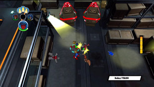 Marvel Super Hero Squad: Comic Combat Screenshot 6