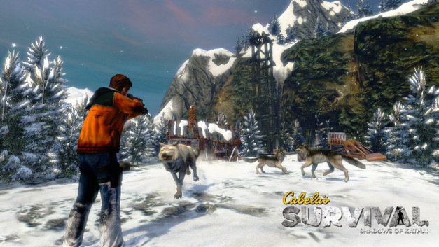 Cabela's® Survival: Shadows of Katmai ™  Screenshot 7