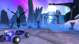 BEN 10™ GALACTIC RACING Screenshot 11