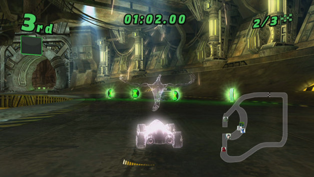 BEN 10™ GALACTIC RACING Screenshot 13