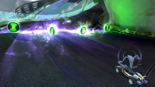 BEN 10™ GALACTIC RACING Screenshot 14
