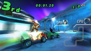 BEN 10™ GALACTIC RACING Screenshot 20