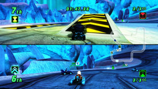 BEN 10™ GALACTIC RACING Screenshot 15