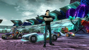 BEN 10™ GALACTIC RACING Screenshot 17