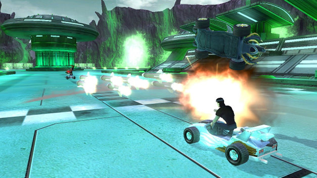 BEN 10™ GALACTIC RACING Screenshot 19
