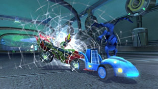 BEN 10™ GALACTIC RACING Screenshot 24