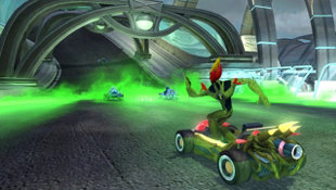 BEN 10™ GALACTIC RACING Screenshot 26