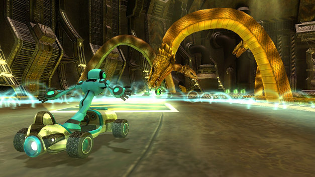BEN 10™ GALACTIC RACING Screenshot 28