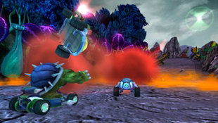 BEN 10™ GALACTIC RACING Screenshot 29