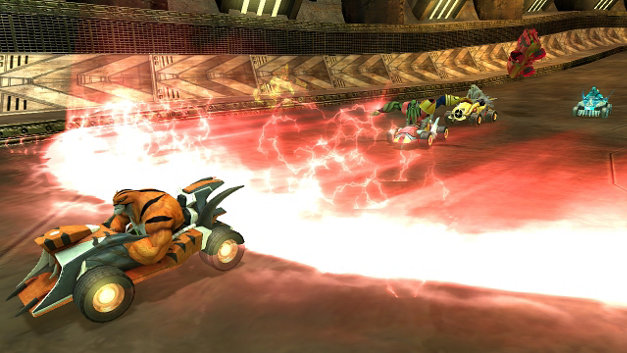 BEN 10™ GALACTIC RACING Screenshot 25