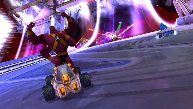 BEN 10™ GALACTIC RACING Screenshot 4