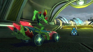 BEN 10™ GALACTIC RACING Screenshot 5