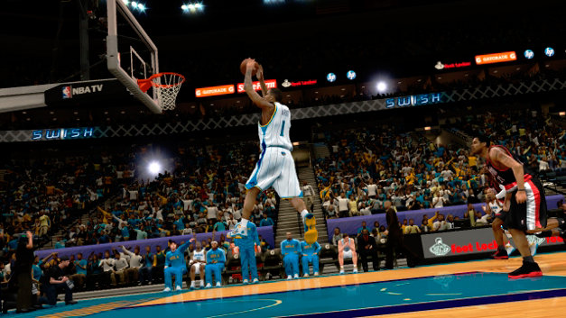 NBA® 2K12 Screenshot 22