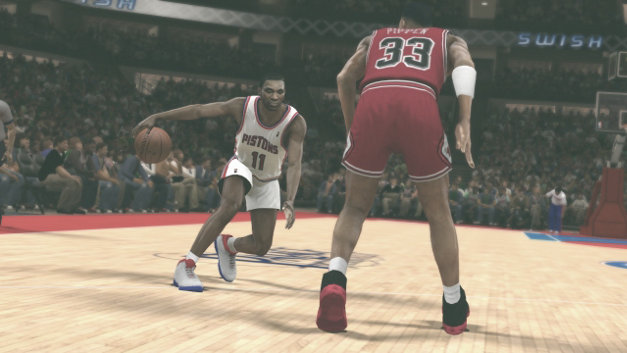 NBA® 2K12 Screenshot 7
