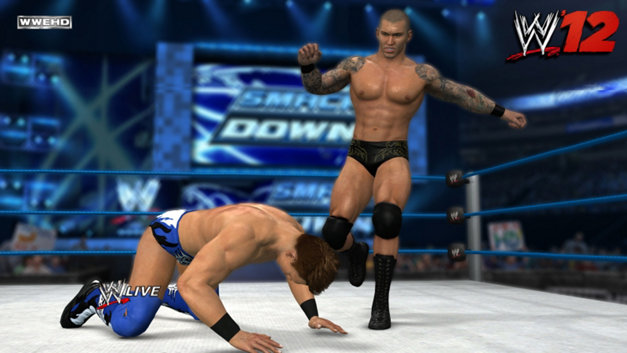 WWE '12 Screenshot 1