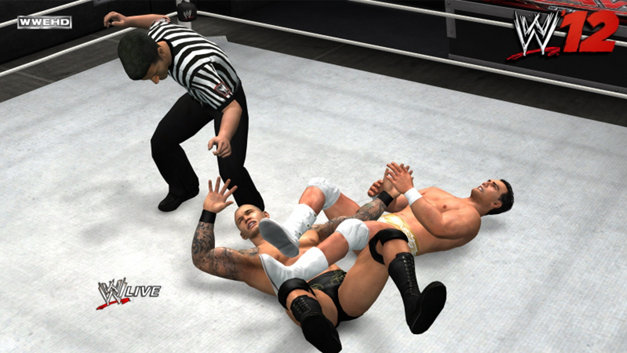 WWE '12 Screenshot 4