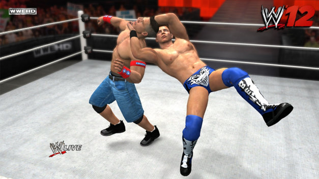 WWE '12 Screenshot 7