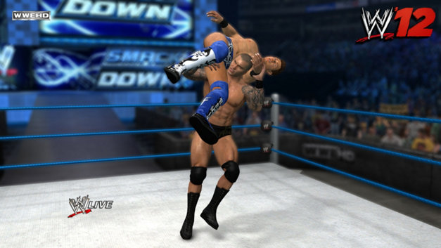 WWE '12 Screenshot 10