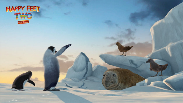 Happy Feet™ Two: The Videogame Screenshot 1