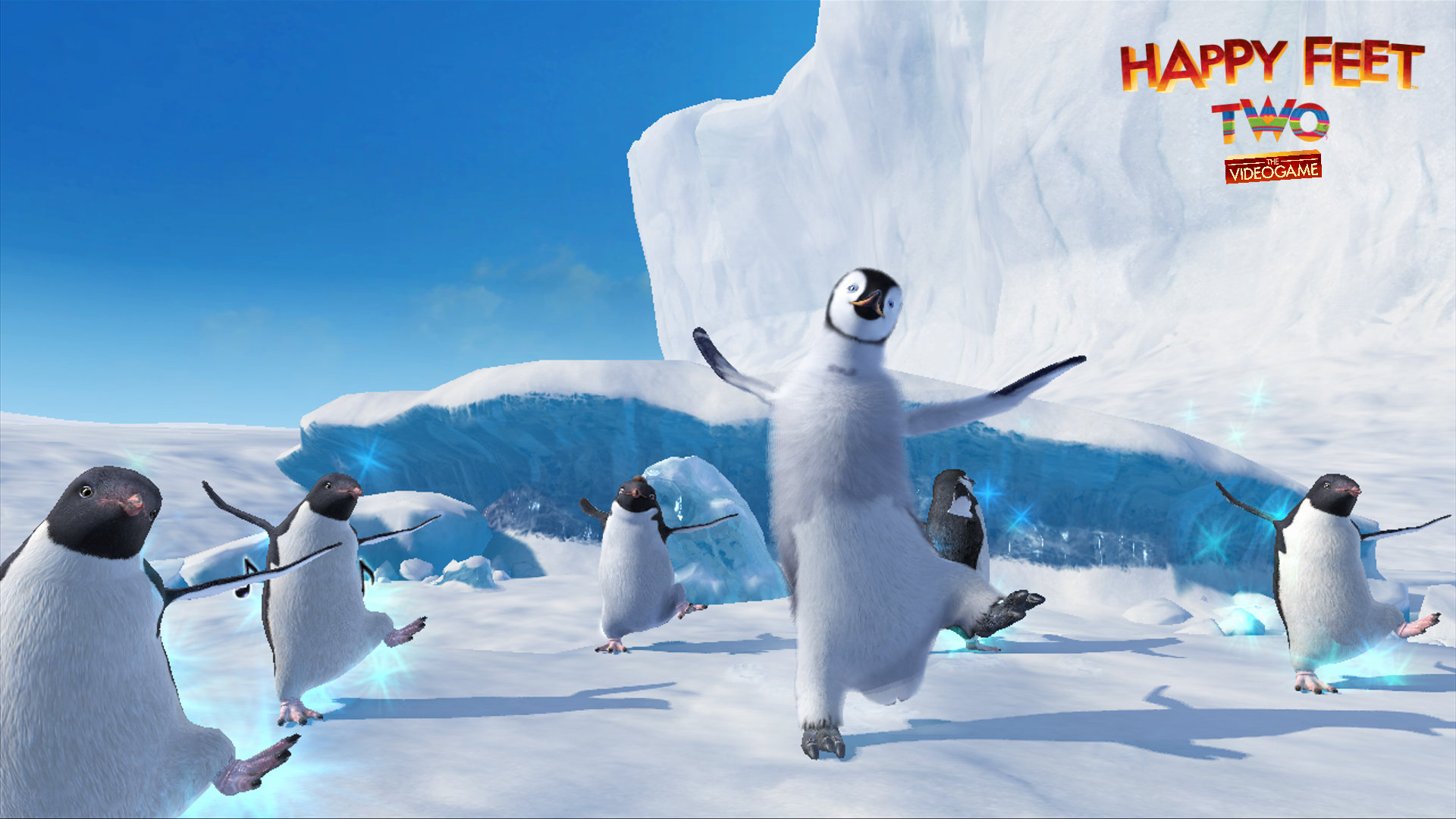 happy feet™ two: the videogame game | ps3 - playstation