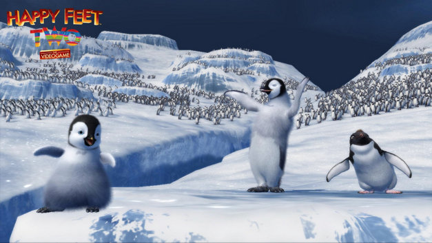 Happy Feet™ Two: The Videogame Screenshot 4