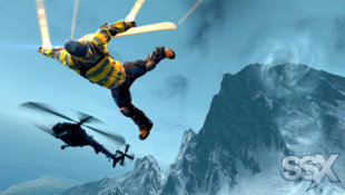 SSX Screenshot 11