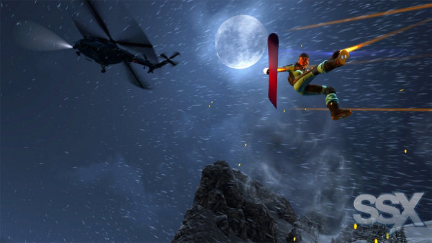 SSX Screenshot 13