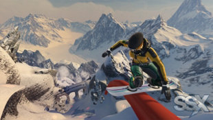 SSX Screenshot 14