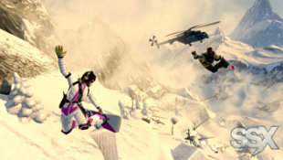 SSX Screenshot 15